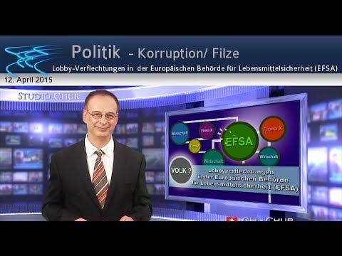 Lobby-Verflechtungen in der Europäischen Behörde für... | 12. April 2015...
