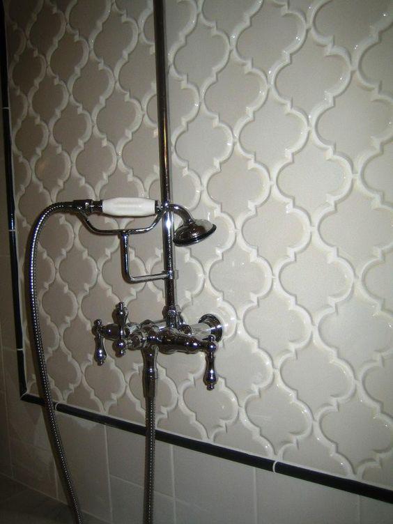 ceramics arabesque tile and the o 39 jays on pinterest