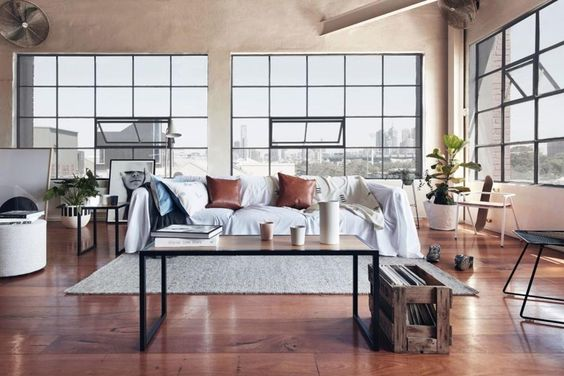 This Australian Loft Is Utter Perfection.