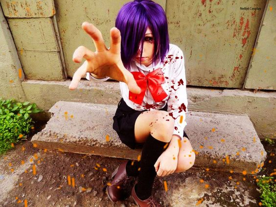 Cosplay Tokyo Ghoul Disfraces [Top 50 Mejores Fotos]