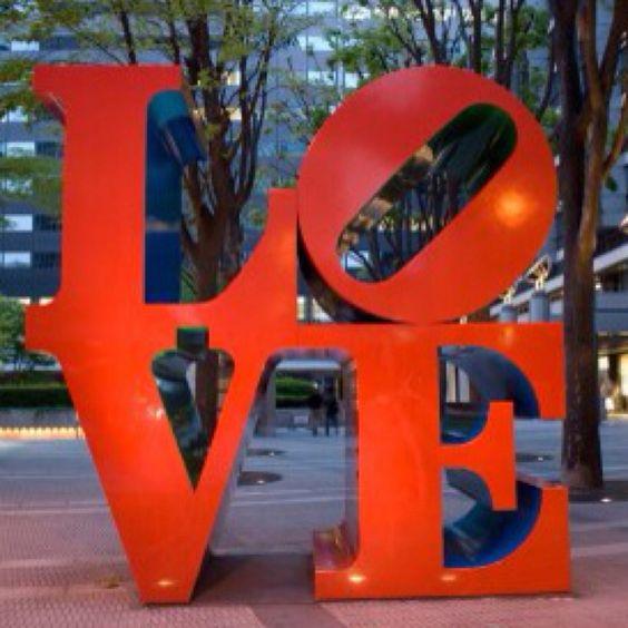 *LOVE* @ Shinjuku, Tokyo