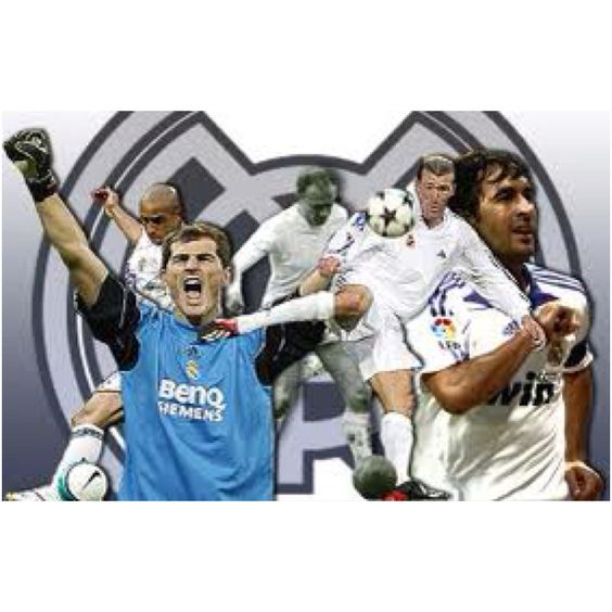 Real Madrid - Leyendas