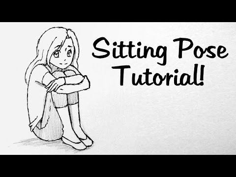 41++ How to draw a person hugging their knees inspirations