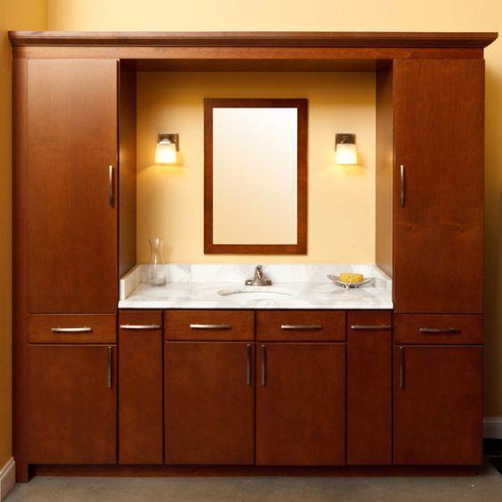 Aristokraft Bathroom Vanity - http://www.houzz.club/aristokraft-bathroom-vanity.html