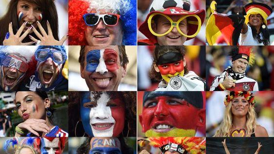 Team France desafia Alemanha na sexta-feira (18.00), no Rio de Janeiro, nas quartas de final da Copa do Mundo.