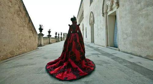 """Tale of Tales"" directed by Matteo Garrone - La Regina di Selvascura"