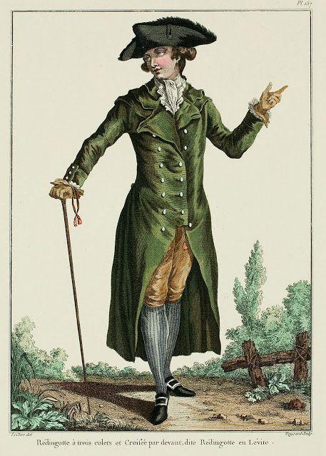 A Most Beguiling Accomplishment: Galerie des Modes, 35e Cahier, 5e Figure