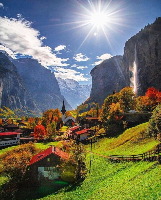 Lauterbrunnen | Beautiful places to visit, Beautiful places, Beautiful  places to travel