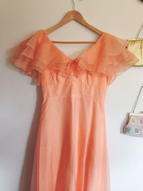 70's Glam Dress from Retro Glam
