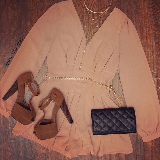 """Racing Hearts Romper"" in blush! ✨"