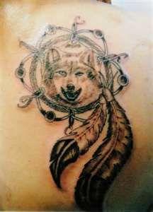 Dream Catcher Tattoo