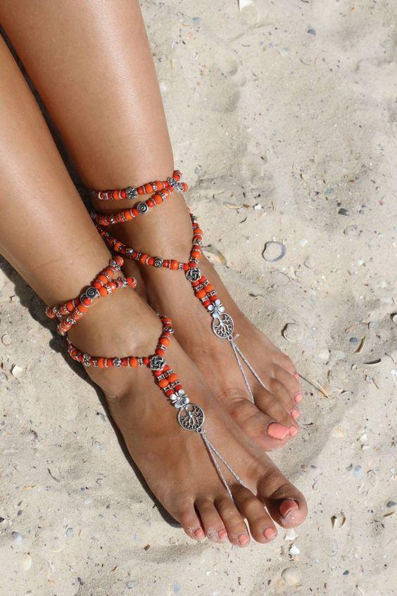 Feet Decoration Wedding Decor Feet Inspiration Sparkle With