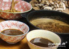 braune Sauce vegan - Basisrezept