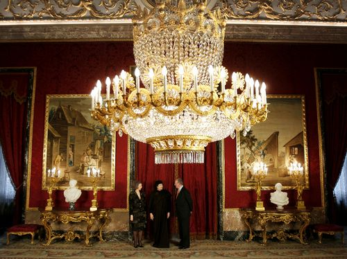 Virtual Tour Royal Palace Madrid