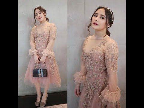 44 Top Baru Model Gaun Terbaru 2021 Model Pakaian Gaun Sabrina Gaun