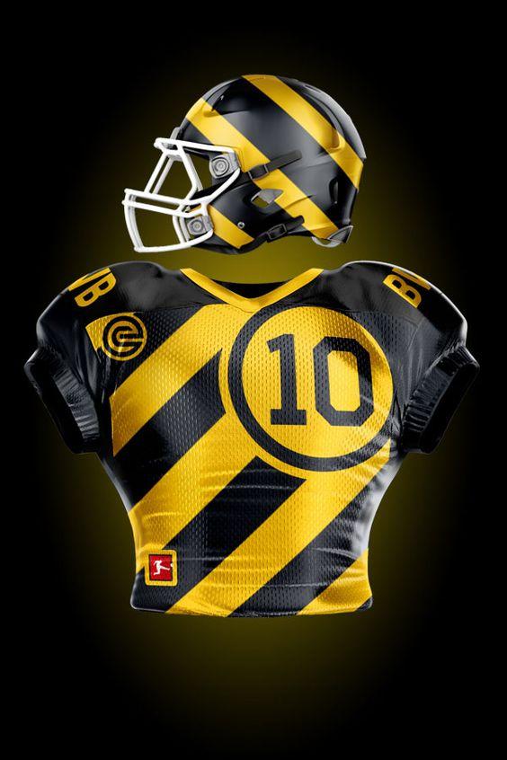 Talisman & Co. | ESPN FC Football Kit Mashups | Borussia Dortmund