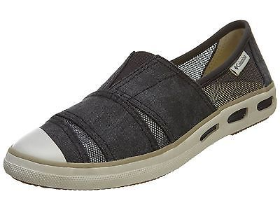 Columbia Vulc N Vent Womens bl2633-011 Verdant Casual Slip On Shoes Wmns Sz 8.5