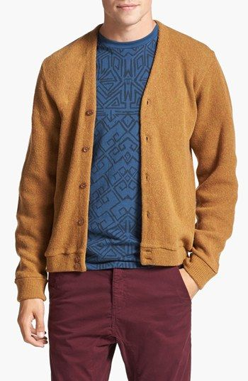 Brixton 'Miles' Cardigan available at #Nordstrom