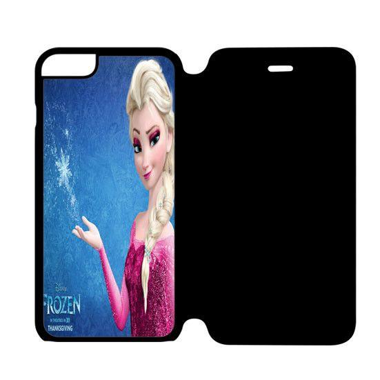 Frozen Elsa in Prison iPhone 6 Flip Case Cover