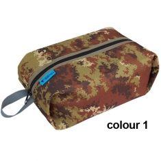 Senderismo camuflaje bolsa de almacenamiento al aire libre de la selva bolsa de almacenamiento