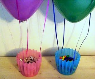 candy balloons