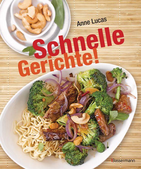 Schnelle Gerichte   Anne Lucas   Rezension   Becky's Diner