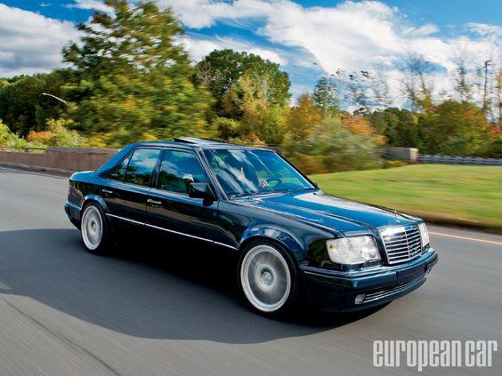 1994 Mercedes Benz E500 Limited Coventry Motorcar European Car