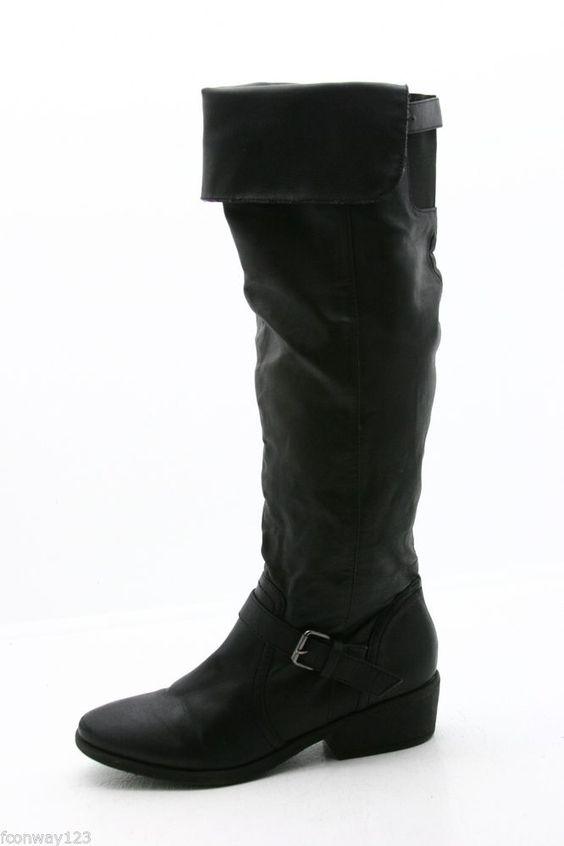 Womens Black Dress Boots - Dress Xy