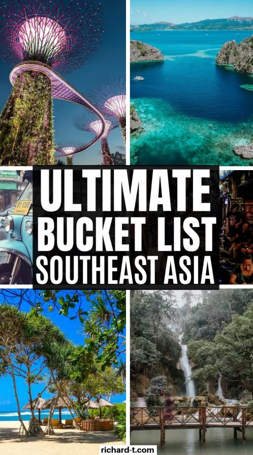 This Is The Ultimate 100 Southeast Asia Bucket List That Everyone Needs Right Now In 2020 Southeast Asia Travel Packing Asia Destinations Southeast Asia Packing List