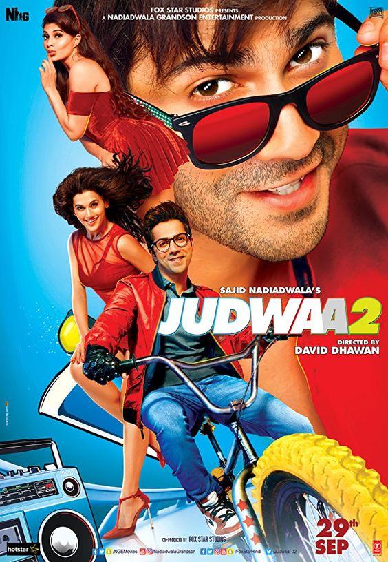 Judwaa 2 (2017) DVDRip