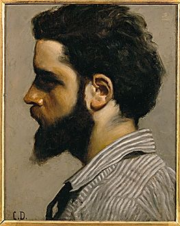 Carolus (Charles Auguste Emile) Duran - Portrait of Zacharie Astruc (1835-1907) - Pictify - your social art network