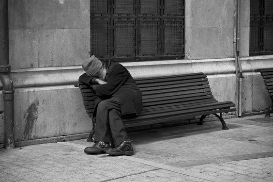 sitting here alone by Ruben Whitestone