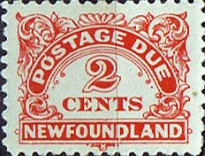 Newfoundland 1939 Post Due SG D2a Fine Mint Scott J2a Other North American and British Commonwealth Stamps HERE!