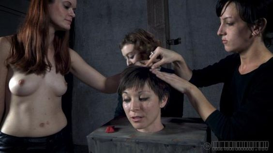 Forced Bondage Heads Have | Currently browsing videos from tag - Mei Mara.