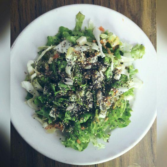 #Ensalada #vegetales