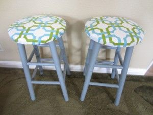 doing this asap for my stools!