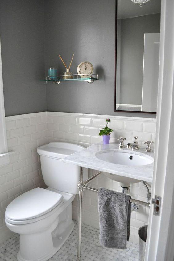 Pin En Transforme O Seu Banheiro Com Ate R 1500