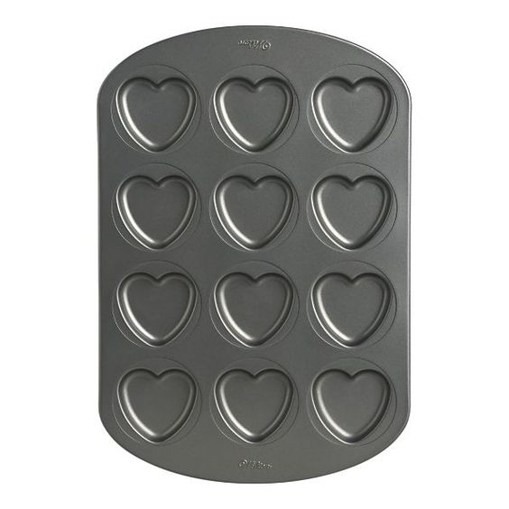 Whoopie Pie Heart Pan - send a different kind of treat on Valentine's Day.