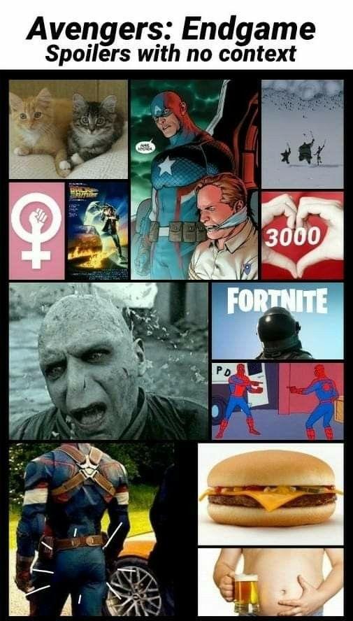 Endgame Without Context Marvel Superheroes Marvel Avengers Marvel Funny
