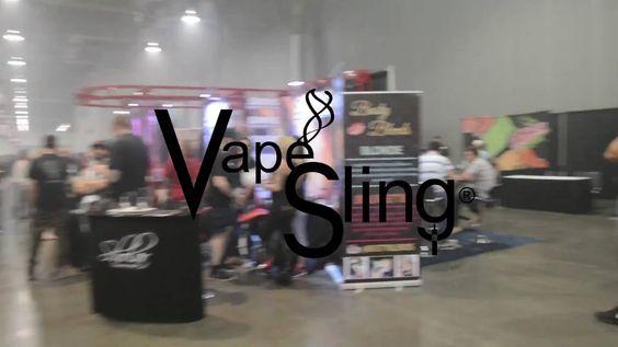 New V2.0 Half-Pint series from VapeSling® at VPX Vegas 2016