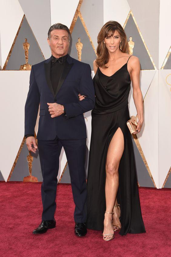 Sylvester Stallone e Jennifer Flavin: