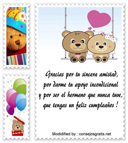 enviar tarjetas y poemas de cumpleaños para mi amigo,enviar bonitas tarjetas de cumpleaños para mi amiga : http://www.consejosgratis.net/deseos-de-cumpleanos-para-amigos/
