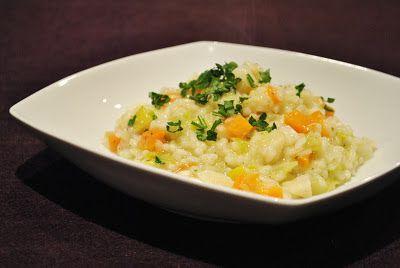 Risotto mit winterlichem Gemüse