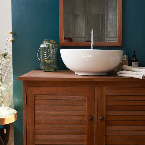 Marblewashbasins Bahya Grey Colour Washbasins Tikamoon En 2020 Plan Vasque Vasque Salle De Bain
