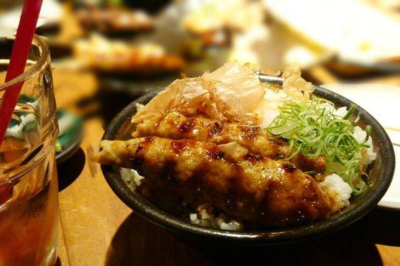 つくね丼  #つくね #つくね丼 #紹介 #疲れる #夕食 #大蔵谷 #鶏 #烏龍茶 #ソファー #個室 #安い #居酒屋 #dinner #foodpics #foodporn #instagood #me #likeforlike #sony #xperia #eat #日本 by @h.m.p225 - more recipes at www.tomcooks.com