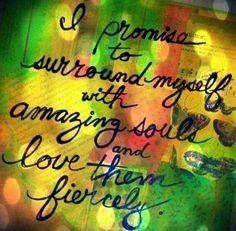 As each person should make this vow in life they should also strive to be one such amazing soul themselves.