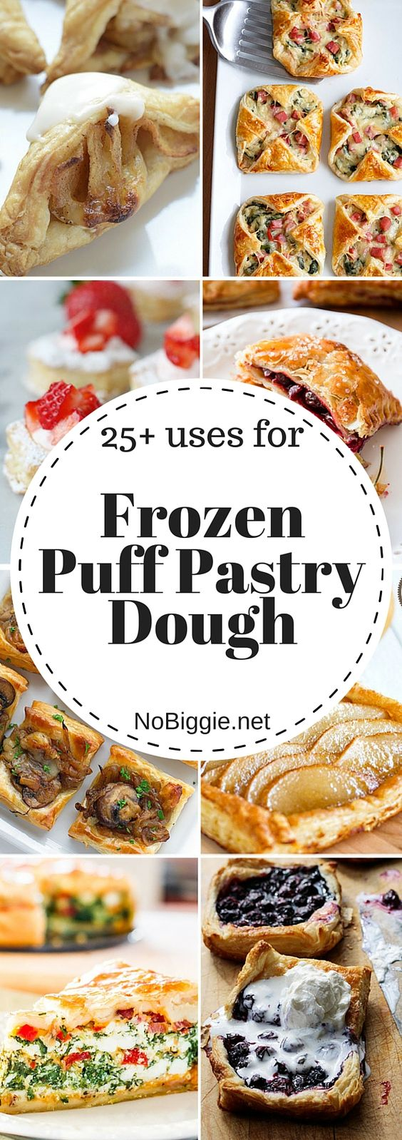 25+ Uses for Frozen Puff Pastry Dough | NoBiggie.net