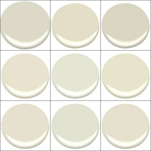Benjamin moore colors ashwood creamy white edgecomb gray for Creamy grey paint color