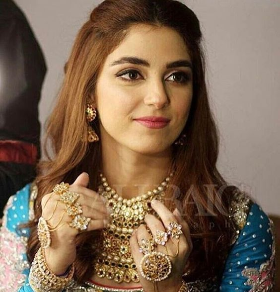 Maya Ali Pakistani film actress