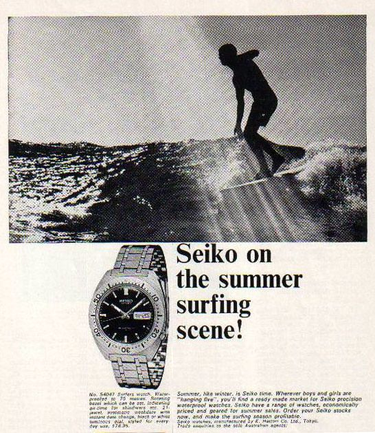 Post Vintage Seiko Ads Here Seiko Citizen Watch Forum Japanese Watch Reviews Discussion Trading Seiko Vintage Watches Watch Ad